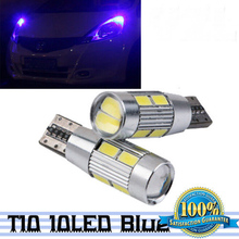 2pcs led t10 canbus,t10 led SIGNAL BULB SMD5630 LENS FREE ERROR,Auto Indicator 168 501 LED BULB,lamp W5W canbus interior light