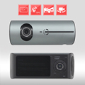 Dual Camera Car DVR R300 with GPS and 3D G Sensor 2 7 TFT LCD X3000