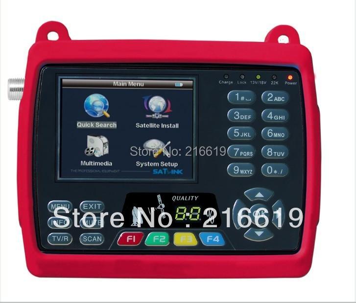"Satlink WS 6950 3.5"" Digital Satellite Signal Finder Meter WS6950 WS-6950 F01a(China (Mainland))"