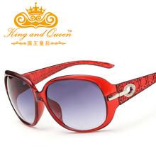 Women's Elegant Sunglasses Fashion Gradient Sunglass Metal Crystal Decoration Sun Glasses For Women Sun Eyewear Brand Designer