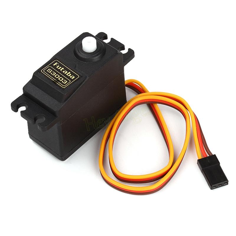 6 Volt Futaba Servo controlled by a 5V Arduino