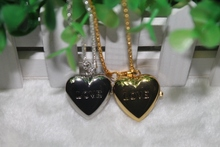 by DHL 100pcs/lot wholesales hot sales fashion love necklace quartz watch women girls Stainless steel heart pocket watch(China (Mainland))