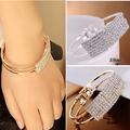 אלגנטי נשים עיצוב אופנה זהב NecklaceBeads אמייל סינר עור קלוע חבל שרשרת זהב שרשרת & תליוני זהב