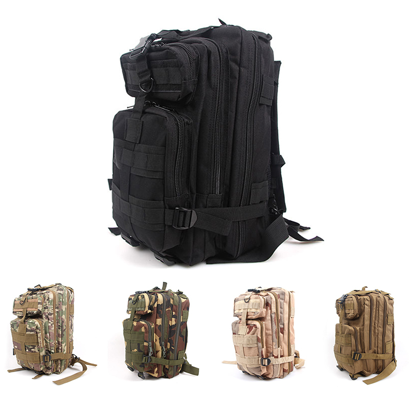2015 Hot Sale Men Women Unisex Outdoor Military Tactical Backpack Camping Hiking Bag Trekking Sport Travel Rucksacks BT035(China (Mainland))