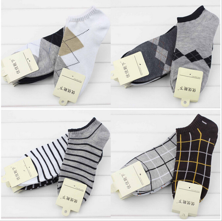 YESHITOP 2015 HOT Men Socks for 4 Season Men Hosiery Color random
