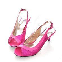 Plus Size 30-46 New 2016 Summer Fashion Women Sandal Casual Medium Heels Flip Flops Women Open Summer Style Shoes AA302