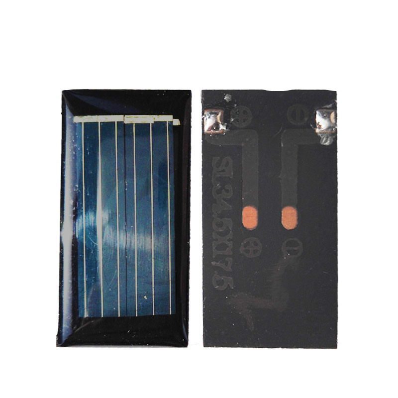 20pcs/pack DIY 1V 40MA Polysilicon solar cells solar panels 34.5*17.5*3mm solar charger for toy charging source outdoor(China (Mainland))