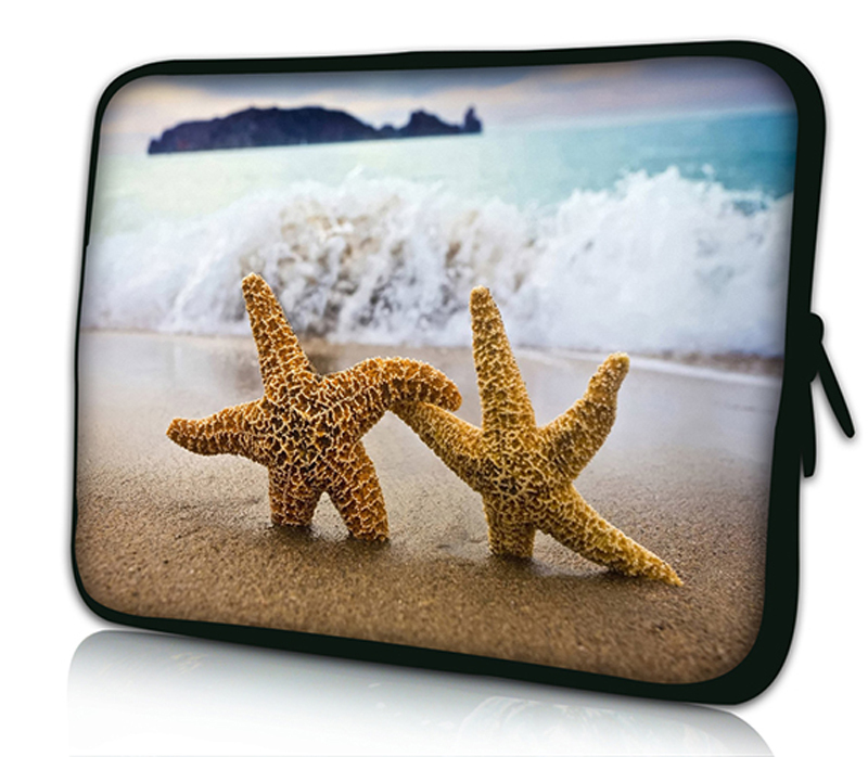 """Star 10"""" 10.1"""" 10.2"""" Laptop Netbook Notebook Tablet PC Soft Neoprene Sleeve Bag Case Cover Pouch For HP Dell Acer Sony(China (Mainland))"""