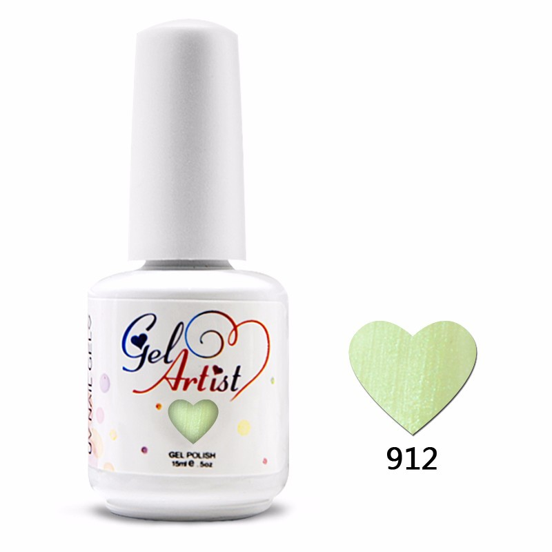 Gelartist gel nails _912