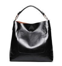 2015 Famous Brands Hobos Bag Genuine Leather Women Handbags Messenger Bags Fashion Women Shoulder bags Ladies