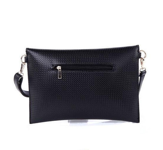 BUENO 2013 Hot Fashion Women Crocodile Shoulder Bag Simple Designer