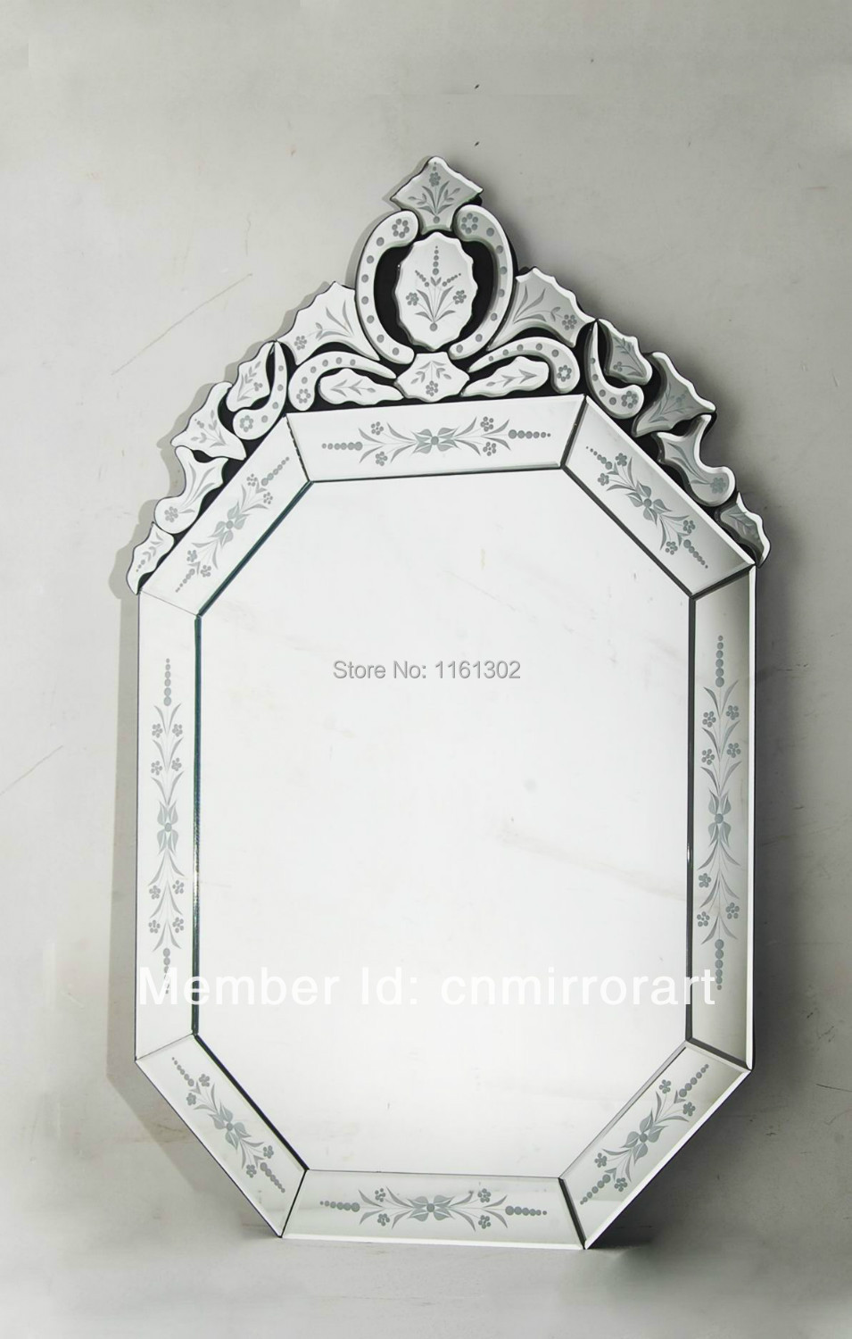 MR 201358 Good Quality Venetian Mirror Wall Art In Mirrors From Home