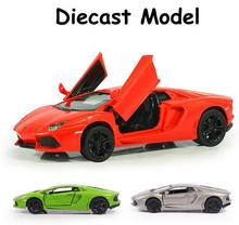 Good Quality Deicast Car Mini Alloy Car 1:38 Metal Model Toy Vehicle Kid Gift Supercar Model Dispaly Car Pull Back Car (China (Mainland))