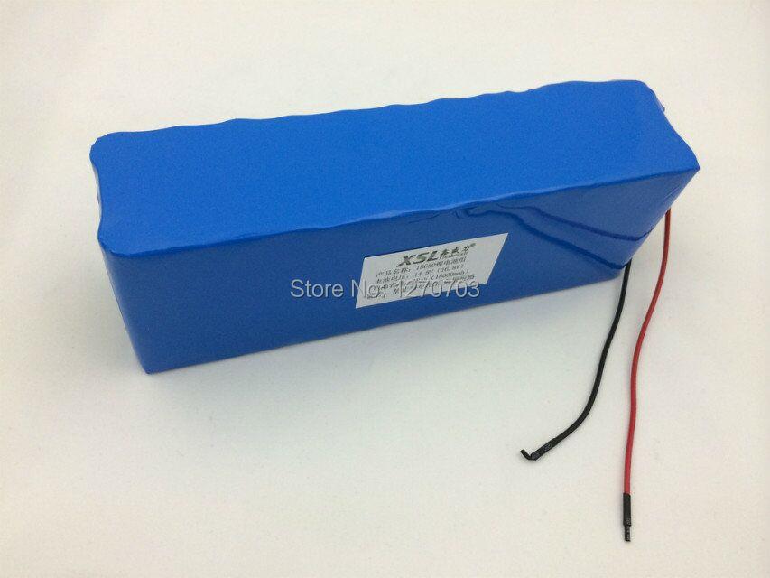 14.8 V / 16.8 V 18A 18000mah 18650 Lithium-ion Battery Pack mobile external backup/back-up Power Battery Pack +16.8 V 1A charger(China (Mainland))