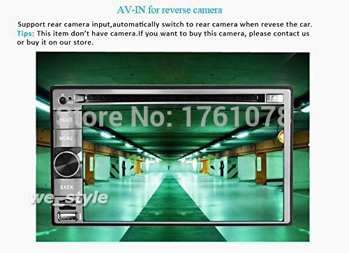 Pure Android 4 2 Universal 6 2 HD Double 2Din Car DVD Player GPS Navigation PC