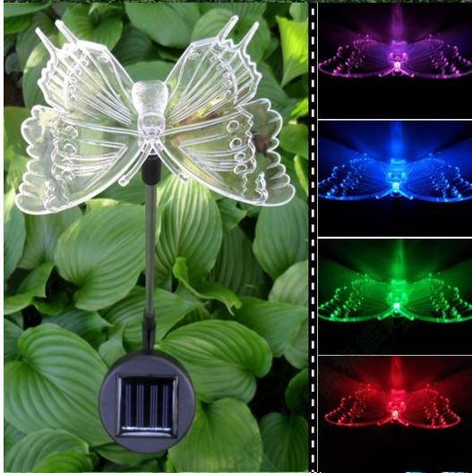 iluminacao jardim solar:Solar Light Lawn Ornament