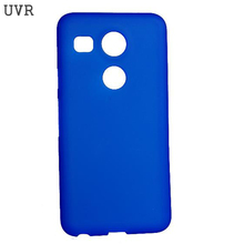 Buy UVR TPU Silicone Gel Cover LG Nexus 5X Case Matte Soft Cell Phone Protective LG Nexus 5X Cover Mobile Phone Cases for $1.49 in AliExpress store