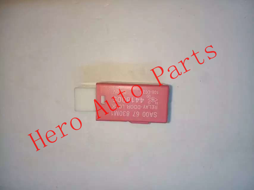 BRAND NEW OEM FACTORY RELAY PART NUMBER SA00-67-830M1 FOR Mitsubishi(China (Mainland))