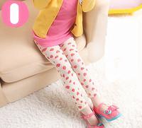 новые 2015 модные baby дети девочек леггинсы брюки белье напечатаны брюки 3-12 лет