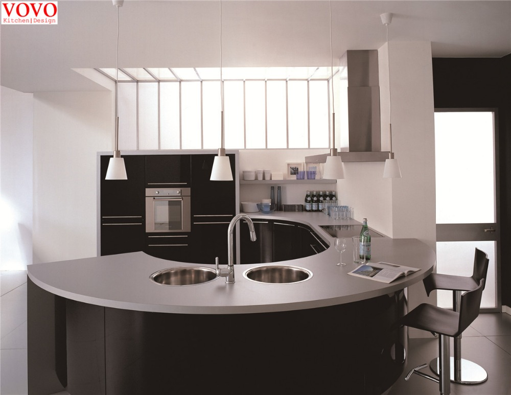 popular curved kitchen cabinets buy cheap curved kitchen