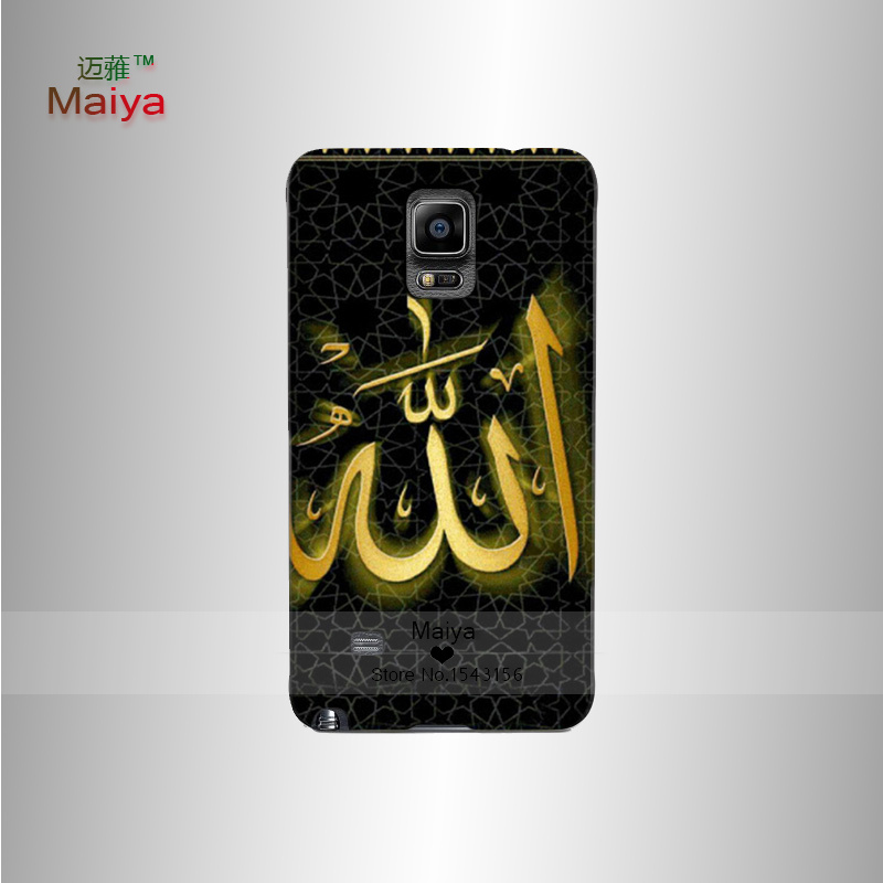 Islamic fashion original 2016 New Hot Cases Cover Colored Paiting Shell Skin For galaxy note4(China (Mainland))