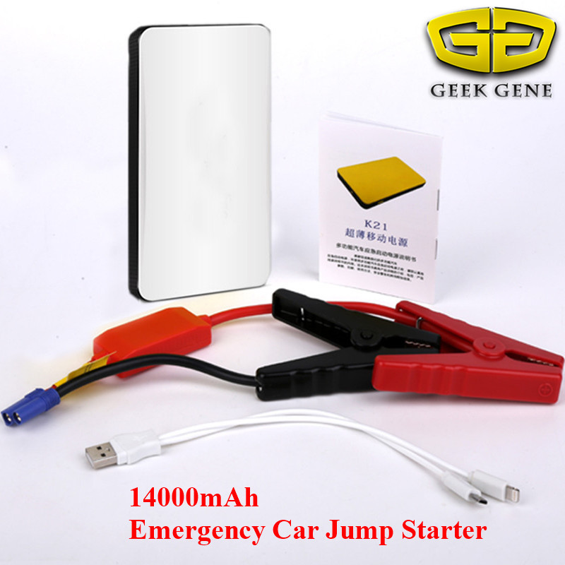 High Quality Super Mini Car Jump Starter 12V Multi-Function Car Starter Battery Charger Power Bank for Car & SOS Flashing Light(China (Mainland))