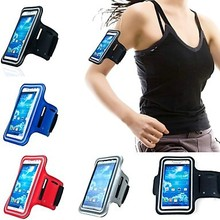 Slim Trendy 5.1 inch Sport Armband for Samsung Galaxy S5/S4/S3 and Other Cellphones