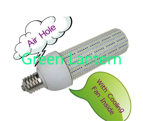 Used Warehouse Lighting Retrofit E40 LED Corn Bulb 60W<br><br>Aliexpress