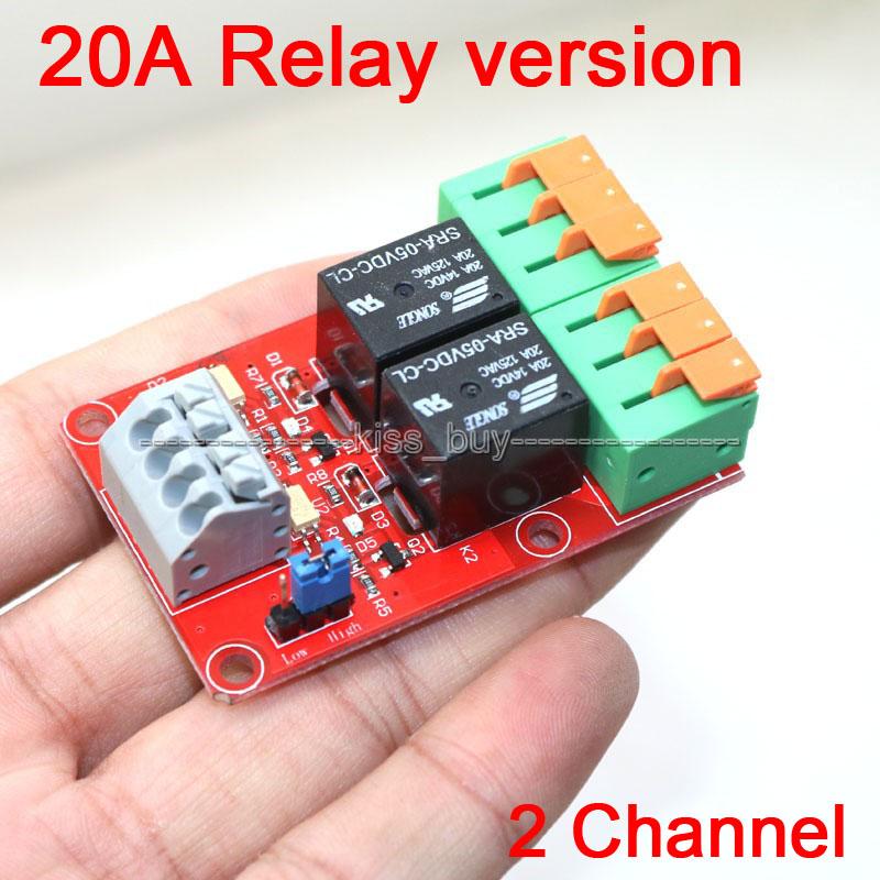 Relay Shield v09b 5V 4-Channel Module Arduino