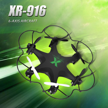 XR-916 6 Aixs Dron Rc Helicopter Kinda Drone Quadcopter 3D Flips Quadrocopter Remote Control Rc Hexacopter