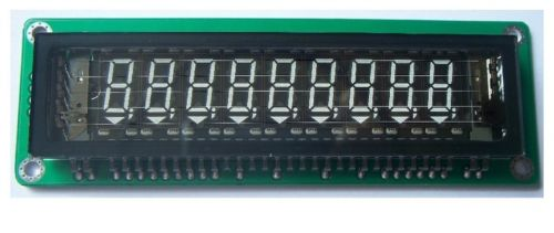 FREE DHL/EMS 5 Sets*9-Bit Fluorescent VFD Display LCD Display Module -g21