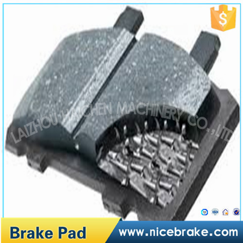 best quality brake pad , auto brake pad , brake pads with less dust and wear(China (Mainland))