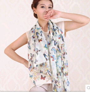 2015 women's fashion scarf, lady scarf cheap scarves, printed scarves(China (Mainland))