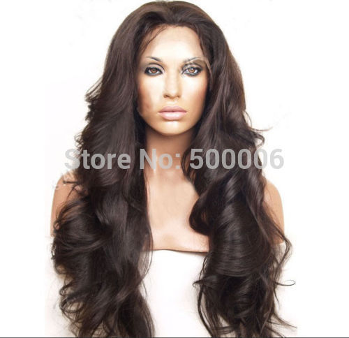 free shipping brazilian hair lace front wig long loose wavy brazilian hair lace front wig glueless brazilian hair lace front wig<br><br>Aliexpress
