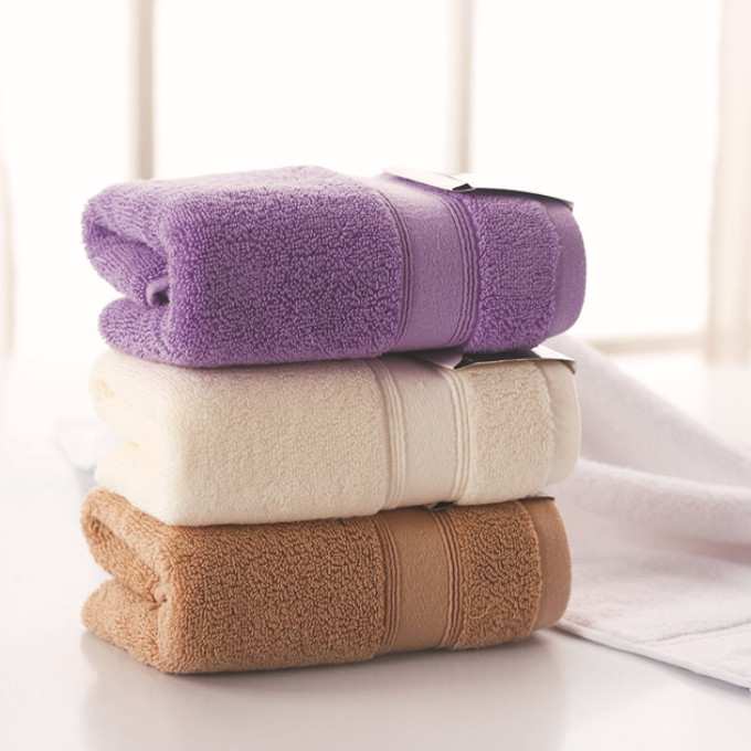 33 74cm thick luxury brand egyptian cotton terry hand for Home spa brand towels