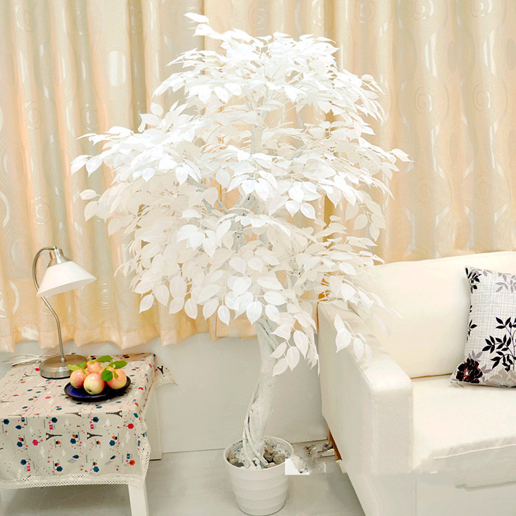 Indoor Home Wedding Decorations : Aliexpress buy high quality artificial white green