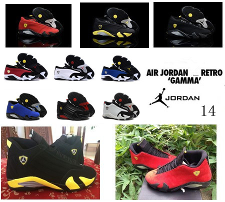 Fast Free shipping new 2016 mens air jordan 14 12 11 8 retro boots with original for sale man size US 5.5 8 8.5 9.5 10 11 12 13(China (Mainland))