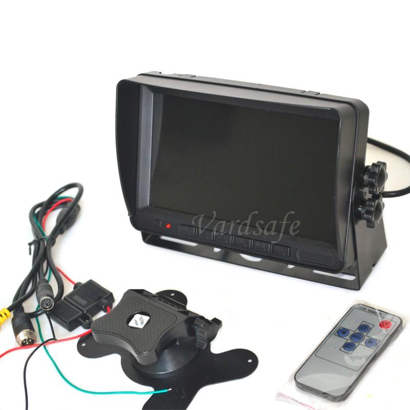 Vardsafe Rear View Backup Camera System for Motorhome