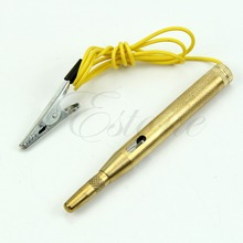 A96 Free Shipping Auto Car Truck Motorcycle Circuit Voltage Tester Test Pen DC 6V-24V(China (Mainland))