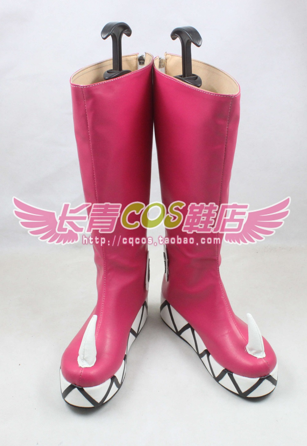 Star vs. the Forces of Evil high boots Cosplay Boots customize any size 2893(China (Mainland))