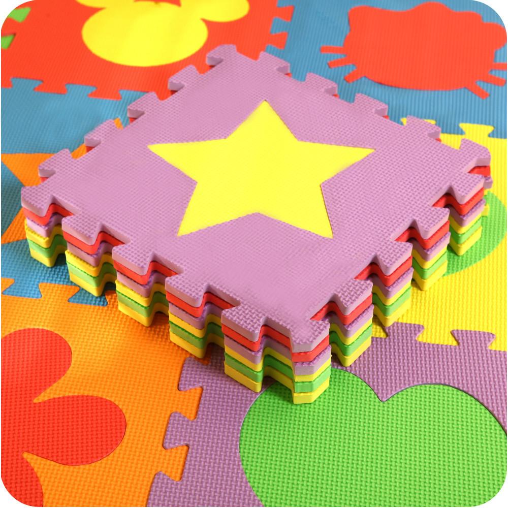 Детский игровой коврик Eva