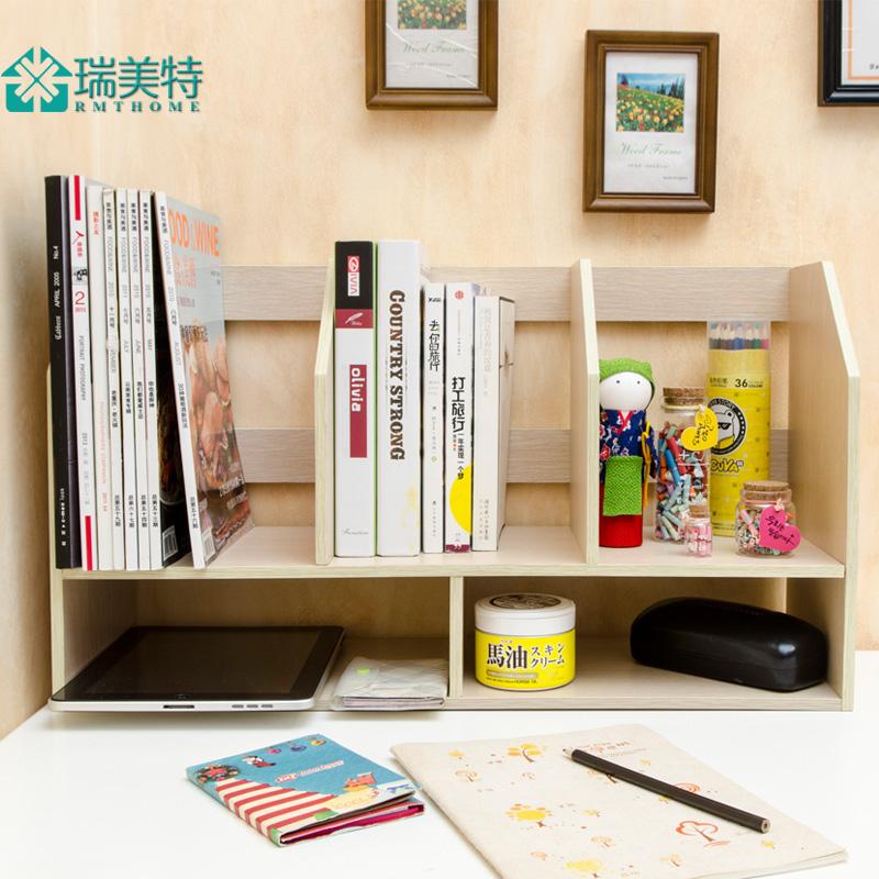 Popular Small Desktop Bookcase Buy Cheap Small Desktop Bookcase Lots From China Small Desktop