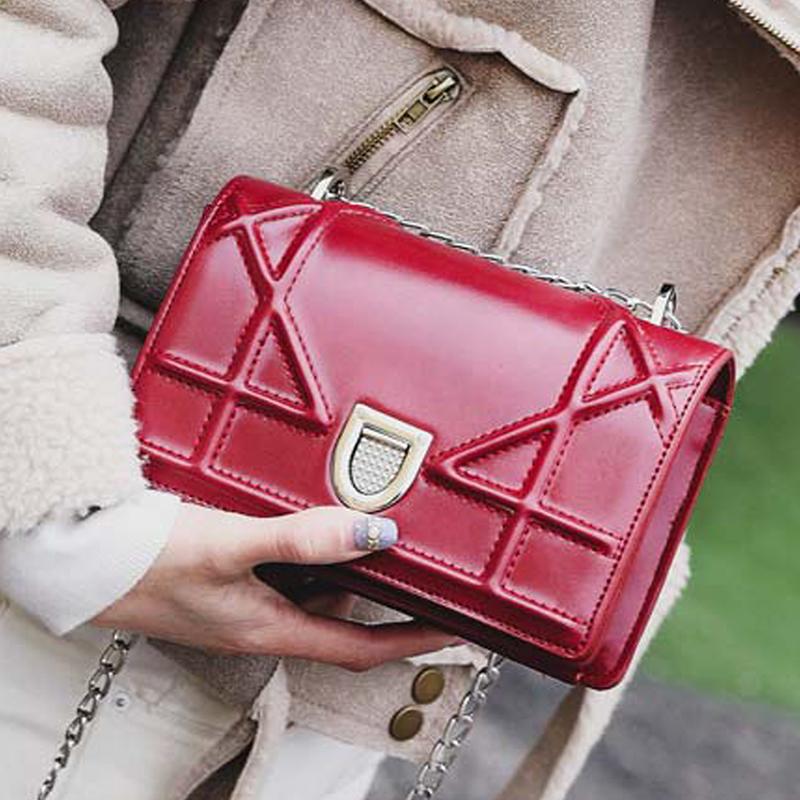 chain bags handbags women famous brands classic original shoulder bags ladies crossbody bag luxury bag flap messenger sac a main(China (Mainland))