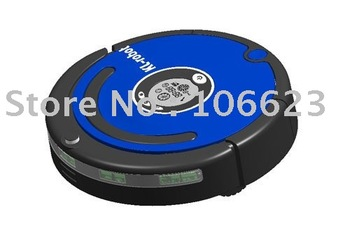 Wholesale Freeshipping KL570 High Quality Cheap Automatic Sweep Household Cleaner Robot Vacuum Virtual Wall Charging Stat