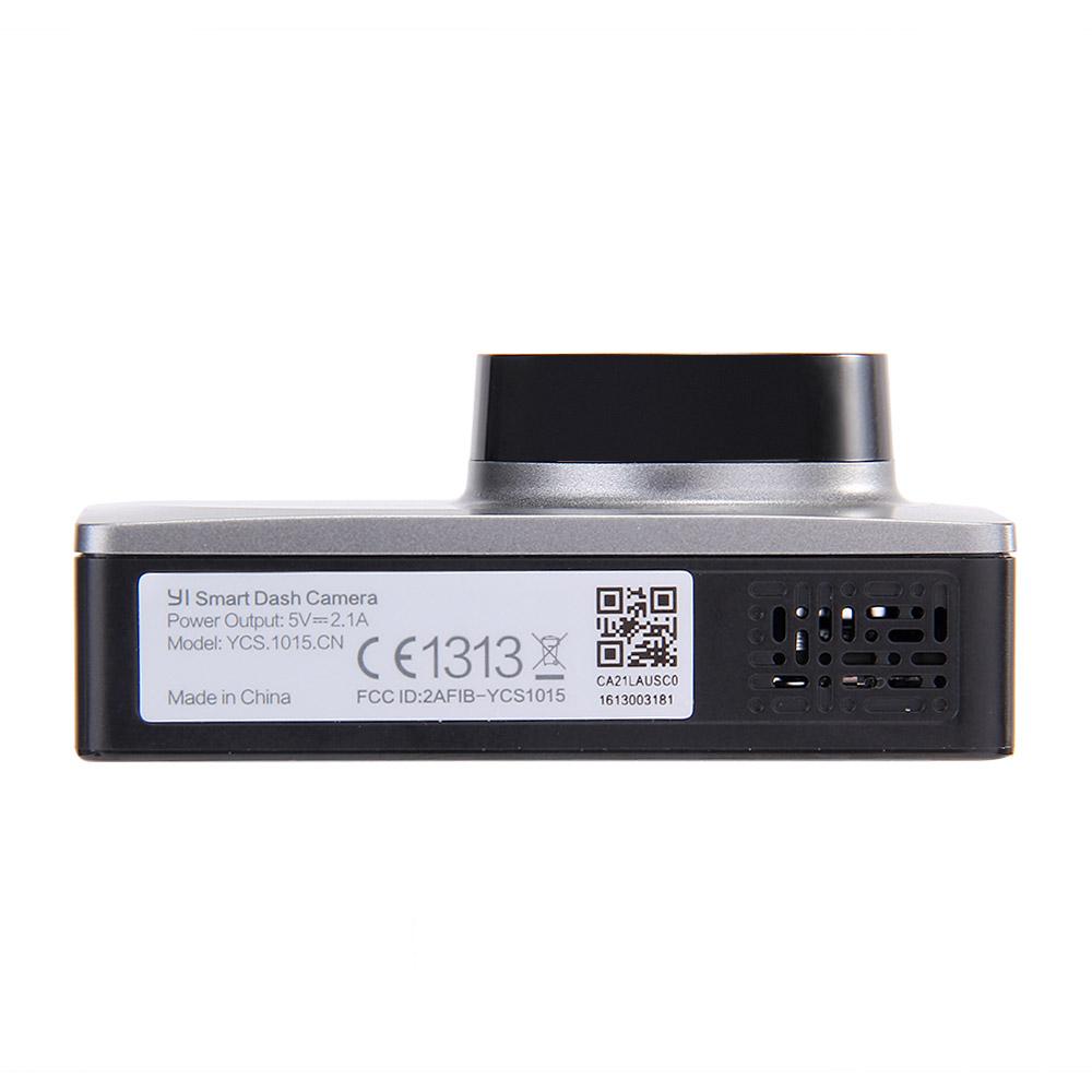 Xiaomi YI Smart Car DVR Dash Camera (8)