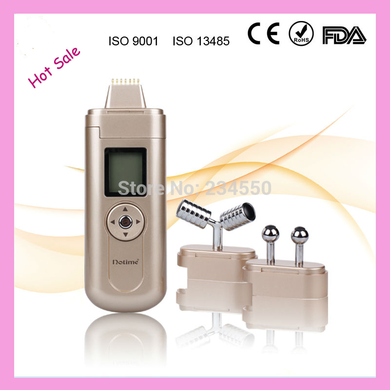 Skin Care Products Mini Portable Facial Spa Machine Facial Kit Beauty Product Face Massager Free Shipping(China (Mainland))