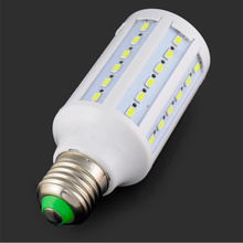 LED Corn Light E27 12W 6000K 1200lm 5630 LED Lights Accessories Lamps Aluminum Discount Crop Bulbs Made In China(China (Mainland))