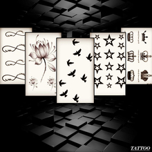 T5-004 Taty New Design Flash Tattoo Removable Waterproof Gold Tattoo Metallic Temporary Tattoo Stickers Temporary Body Art Tatoo