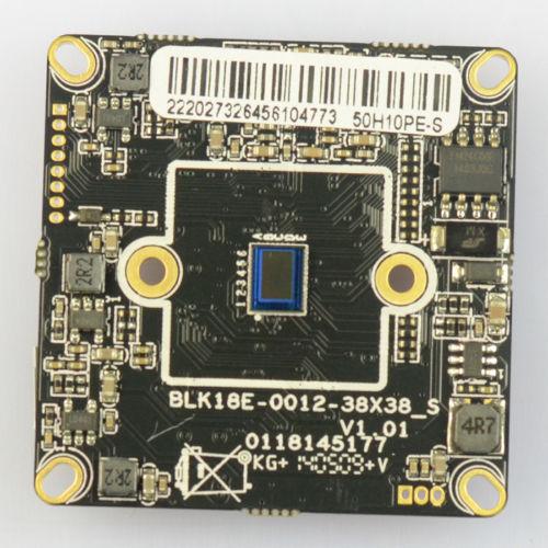 Гаджет  1.0 Megapixel HD IP Camera Module 720P 3518E 38x38 CMOS ONVIF,H.264 None Безопасность и защита