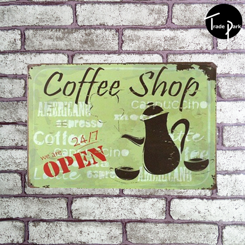 Coffee Shop Open Sign Coffee Shop we Are Open 7days